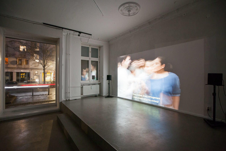 Gaze as Metaphor, at Display Berlin