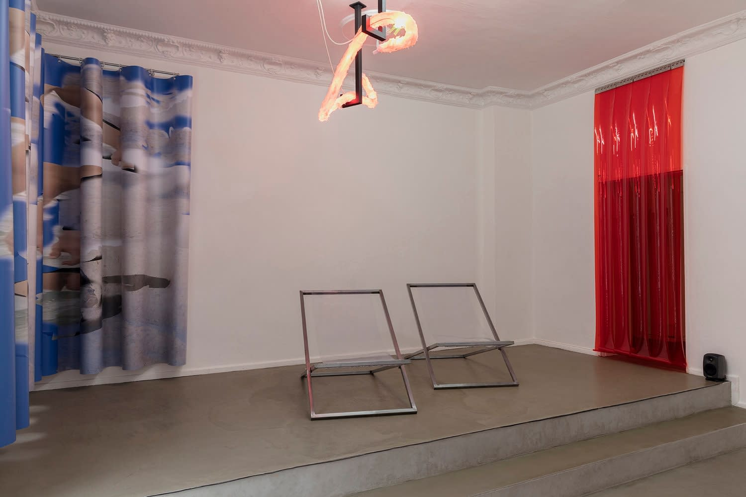 Polymeric Lust at Display, Berlin