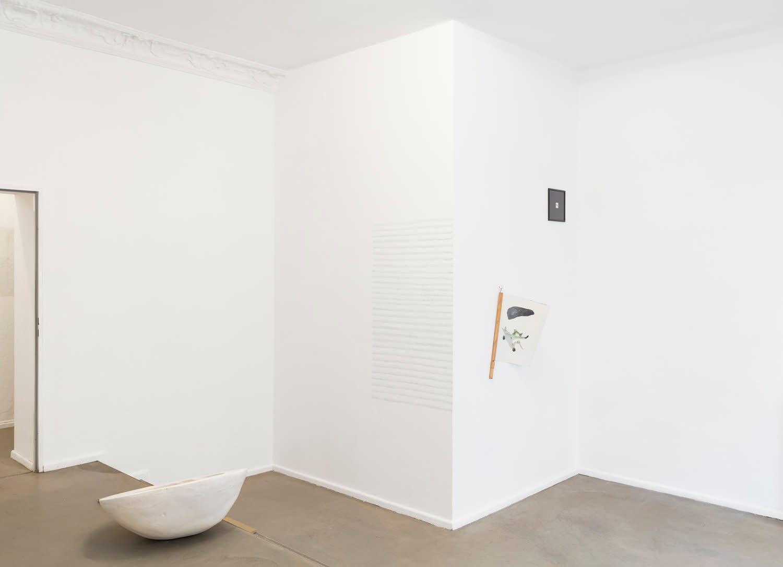 Ab und Zu durch Tauben, at Display, Berlin