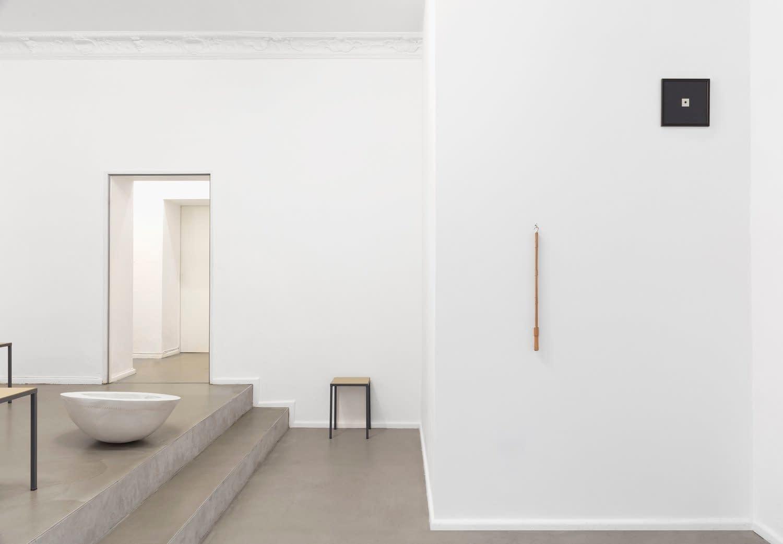 Ab und Zu durch Tauben, At Display Berlin