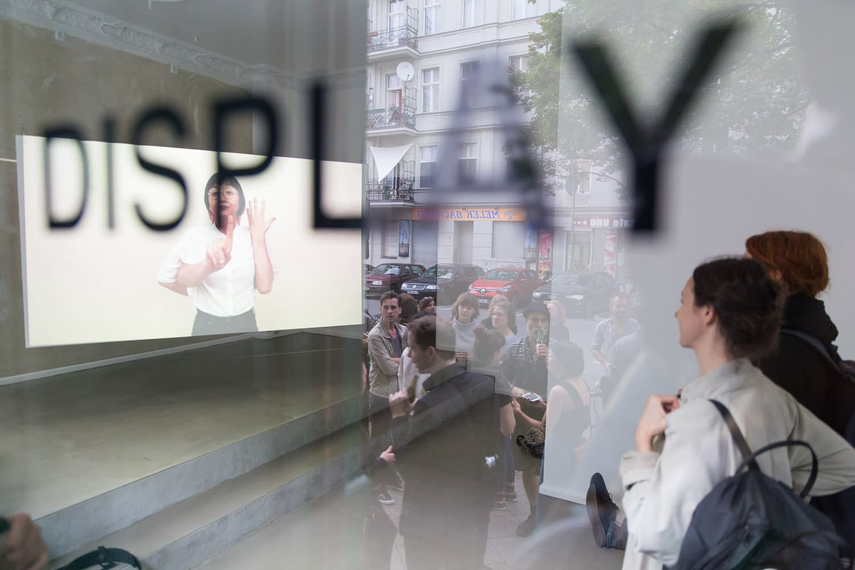 Index at Display, Berlin